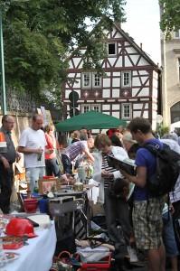 Darmstadt Trödelmarkt