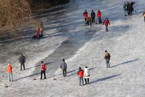 Aschaffenburg Eislaufen
