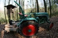 Traktorfahrt