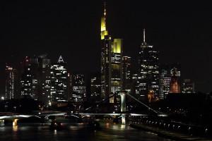 Frankfurt von der Grossmarkthalle