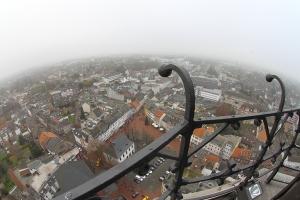 Erkelenzer Kirchturm Aussicht